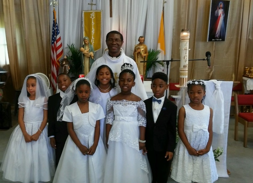 First Communion 05-06-18 New